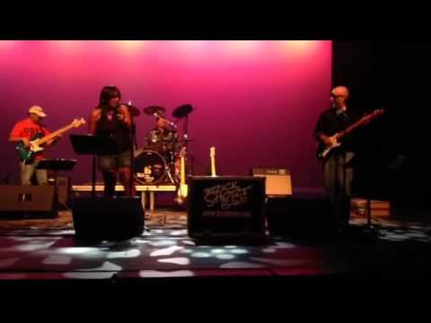"""SUN GO DOWN"" The Rick Short Band, Live at MVCC"