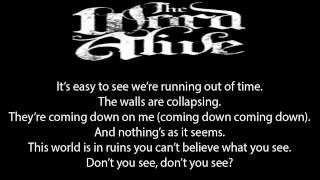 The Word Alive - Dream Catcher (lyrics)