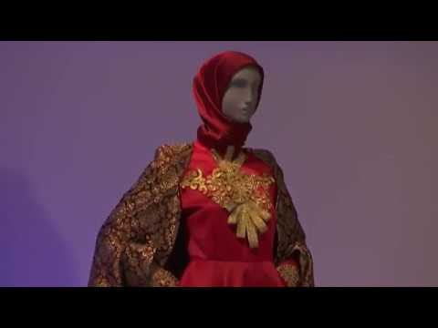 A new exhibition in San Francisco aims to show the diversity and creativity of modern fashion for Muslim women. The designs are vibrant, elegant and playful, ranging from high-end couture to sassy streetwear. (Sept. 21)