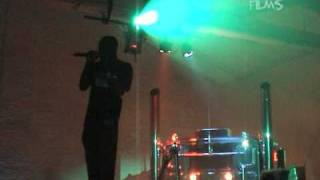 """Dizzee Rascal LIVE in New York performs """"Live-o"""""""