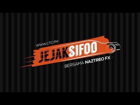 CTC.FM @ JEJAK SIFOO BERSAMA NAZTREO FX