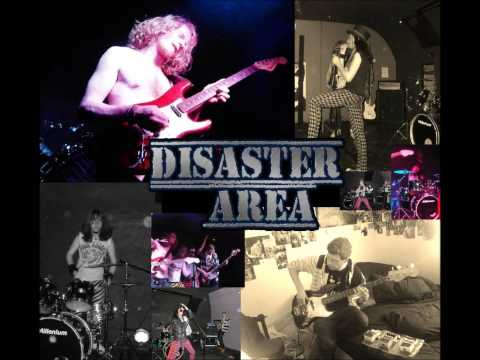 Disaster Area - Dancin' On The Edge