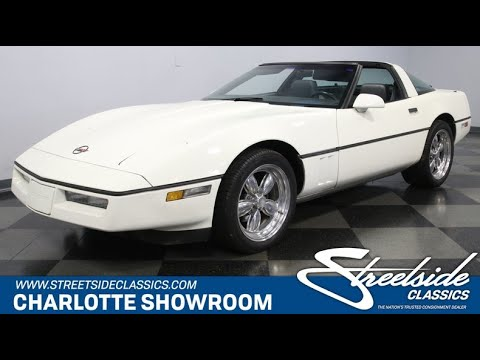 1985 Chevrolet Corvette (CC-1389667) for sale in Concord, North Carolina
