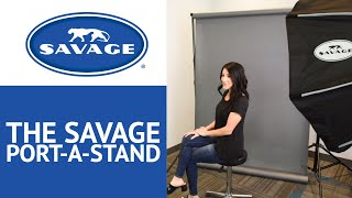 Savage Port-A-Stand | Setup Instructions