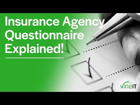 mp4 Insurance Agent Questionnaire, download Insurance Agent Questionnaire video klip Insurance Agent Questionnaire