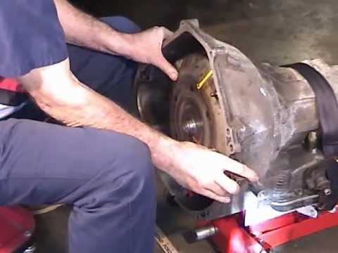How To Correctly Position The Converter When Installing A Ford AOD Trans. Mp3