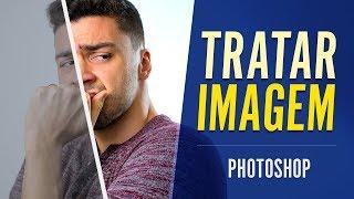 Como TRATAR A IMAGEM | Tutorial Photoshop