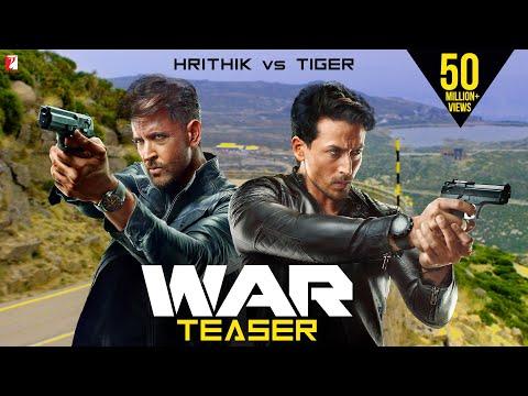 War Official Teaser
