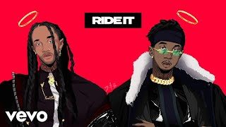 MihTy, Jeremih, Ty Dolla $ign   Ride It (Audio)