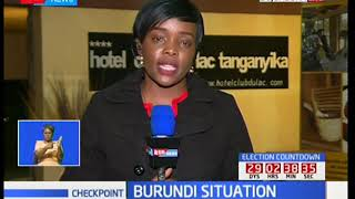 Burundi Situation : Report released suggests human rights violations