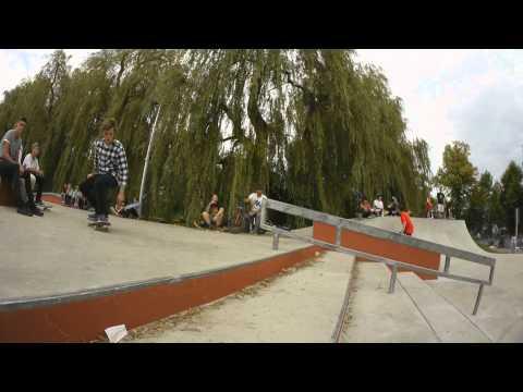Winchester Skatepark Locals