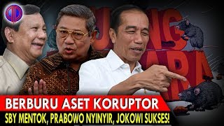 Download Video Berburu Aset K0ruptor: SBY Mentok, Prabowo Ny!ny!r, Jokowi Sukses! MP3 3GP MP4