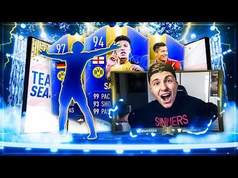 FIFA 19: XXL BUNDESLIGA TOTS Lightning Rounds Pack Opening