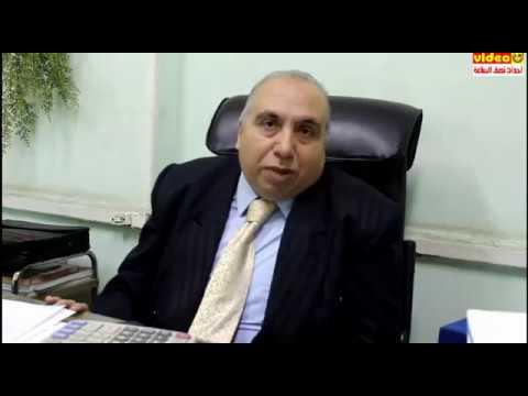 الاستاذ / رضا عبد الرازق عميد معهد التامينات الاجتماعية وشروط شراء المدد
