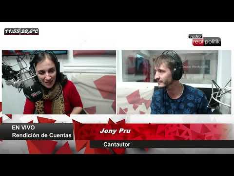 """Jony Pru, sobre """"Buenos Aires 2001"""": """"Habla de todo un momento en la historia de nuestro país"""""""