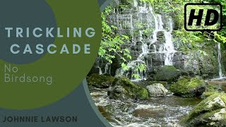 1 Hour Nature Sounds Relaxing Meditation-Waterfall Relaxation by Johnnie Lawson-Calming Study Aid