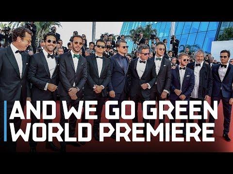 Cannes 2019 | Leonardo DiCaprio And Formula E Unite At World Premiere Of And We Go Green