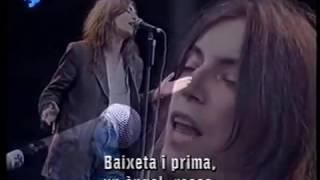 PATTI SMITH LIVE IN SPAIN 1996 (FULL CONCERT)