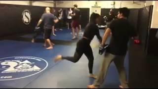 Stevenage Beginners Kickboxing