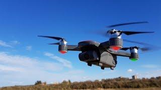 Обзор квадрокоптера C-fly dream. Полет по точкам, Follow Me, GPS, 1080p