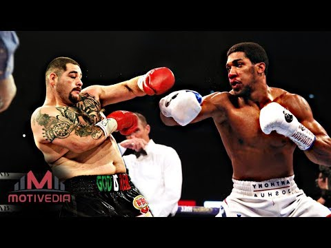 Anthony Joshua vs Andy Ruiz Jr -  A CLOSER LOOK