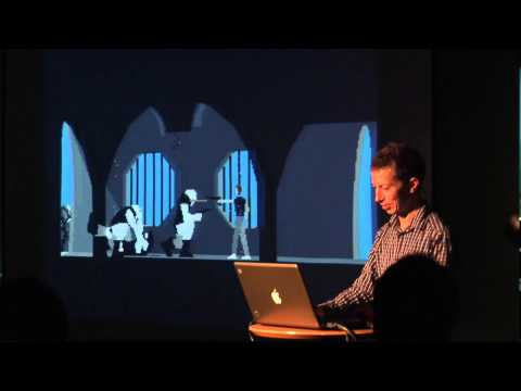 Another World - Director Commentary by Eric Chahi - GameCity 6