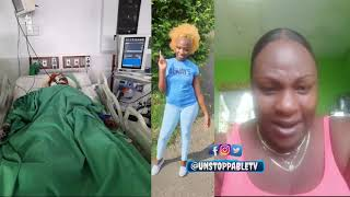 MOTHER SPEAKS OUT AFTER THEY PUT HER DAUGHTER IN A COMA !!