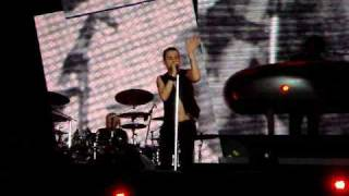 Depeche Mode Nothing's Impossible Touring the Angel Live in Sofia 21 06 2006