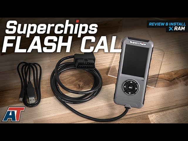Superchips Flash Cal (02-12 RAM 1500