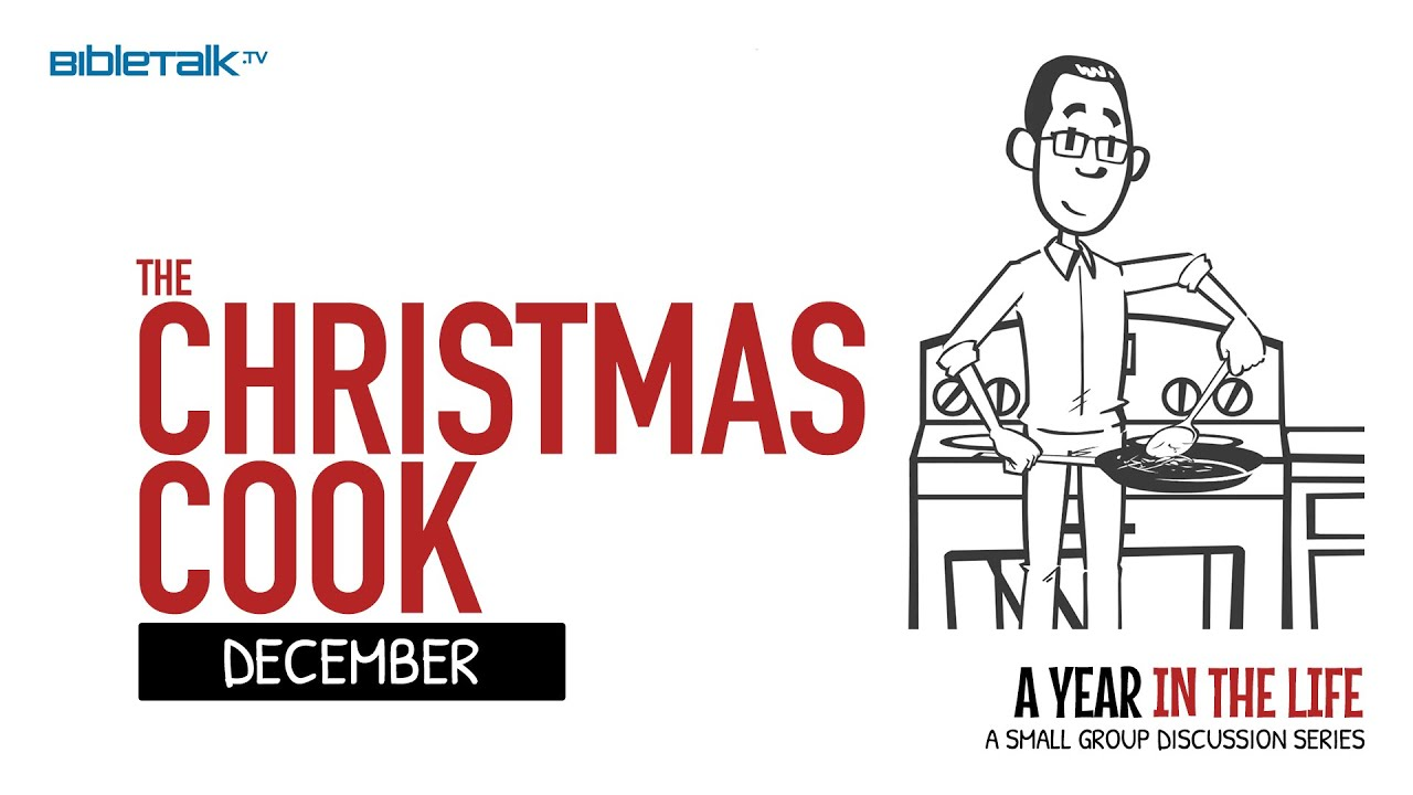 12. The Christmas Cook
