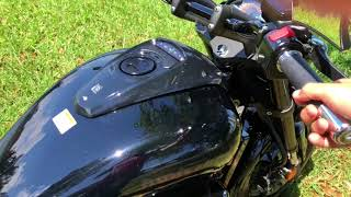2017 Boulevard M109R Rush black exhaust  No baffles either  - Самые