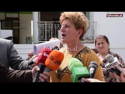 Nis prishja e godinave brenda rrethit te spitalit nga IKMT në Elbasan