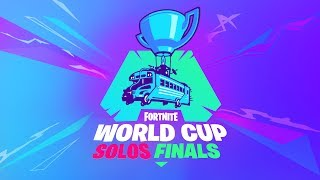 Fortnite World Cup Solos Finals - Day 3