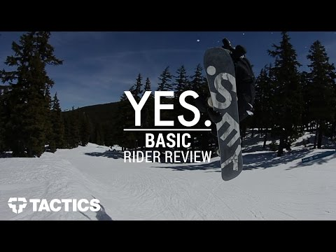 YES. Basic 2017 Snowboard Rider Review – Tactics.com