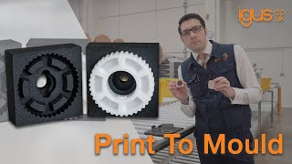 Print to Mould