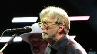 Eric Clapton.  I Shot The Sheriff.  Royal Albert Hall.  13th May 2019.