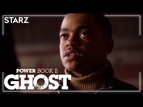 Power Book II: Ghost | Official Trailer |