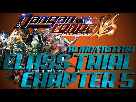Download Danganronpa V3 Chapter 5 Class Trial Playthrough English