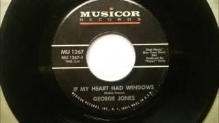 If My Heart Had Windows , George Jones , 1967