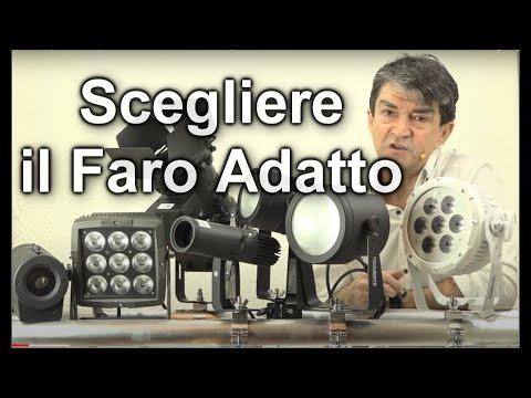 Fari a LED: Come Scegliere il Miglior Faretto o Proiettore