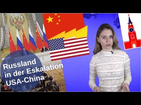 Russland in der Eskalation USA-China [Video]