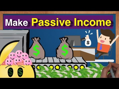 10 Ways to Make Passive Income Online | How to get Filthy Rich