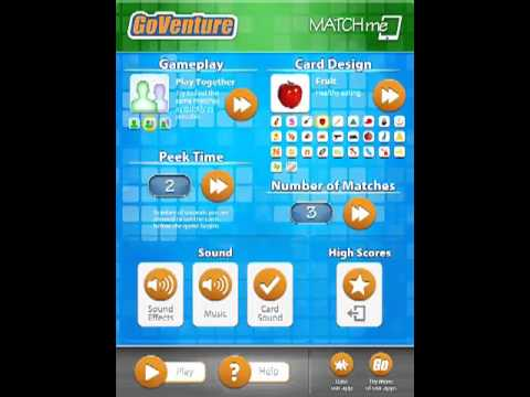 Video of GoVenture MATCHme Free