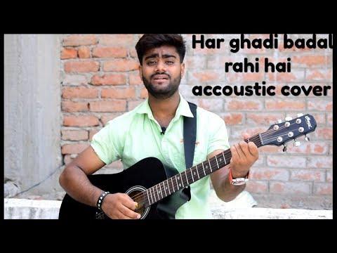 Har ghadi badal rahi hai | Rishu Barnwal | Sonu Nigam | Shahrukh Khan