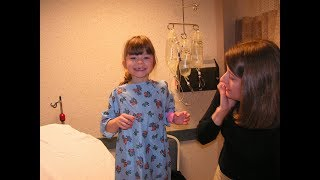 Juliana Carver - Fighting cancer 1st Time (February/March 2007)