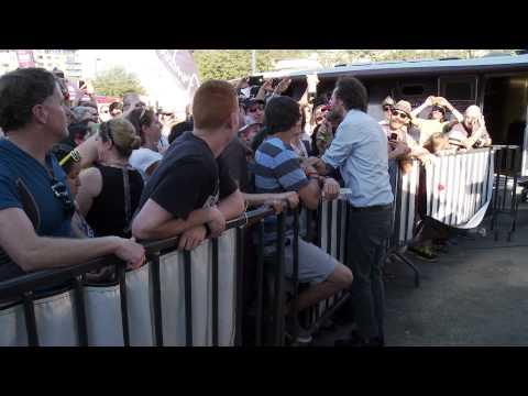 "Jovanotti ""Serenata Rap"" live at Waterloo Records SXSW 2013"