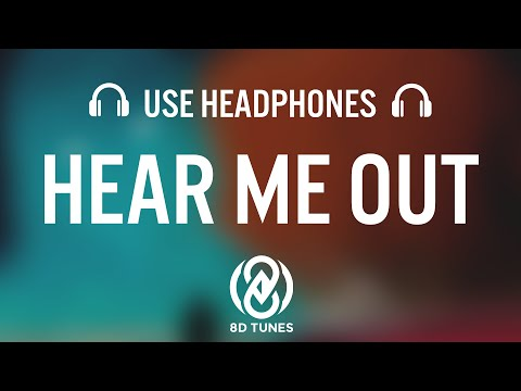Fancy Folks & LUJAVO (ft Mau Jasso) – Hear Me Out [8D AUDIO]