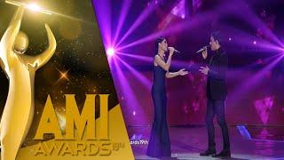Noah Feat Yuni Shara Dengan 'Andaikan Kau Datang Kembali' [AMI Awards 2016] [28 Sept 2016]