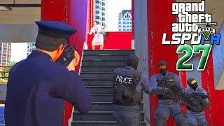 មិនមែនលំៗទេ លេងសុទ្ធតែទាហានSWAT - Police Michael - GTA 5 Redux LSPD MOD Ep27 Khmer|VPROGAME