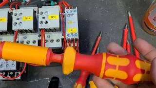 Schraubendreher für Elektriker